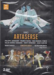 Artaserse Dvd Jaroussky