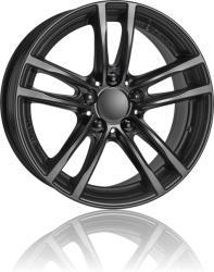 RIAL X10 racing-black CB66.7 5/112 19x5 ET43