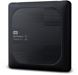 Western Digital My Passport Wireless Pro 4TB USB 3.0 (WDBSMT0040BBK)