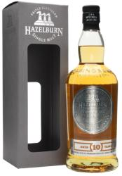 HAZELBURN 10 Years Whiskey 0,7L 46%