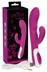 Javida Heating Vibe akkus melegítős csiklóizgatós vibrátor