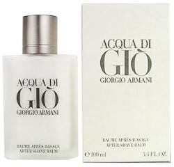 Giorgio Armani Armani Acqua di Gio Pour Homme after shave lotion 100 ml Férfi