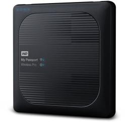 Western Digital My Passport Wireless Pro 1TB USB 3.0 WDBVPL0010BBK-EESN