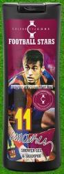 Football Stars - Neymar tusfürdő 250ml