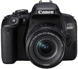 Canon EOS 800D + EF-S 18-55mm IS STM (AC1895C002AA)