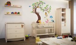 Todi Teddy teljes babaszoba bútorzat - (csak rendelésre, ingyen szállítjuk)
