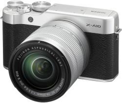 Fujifilm X-A10 +16-50mm