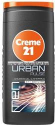 Creme 21 Urban Pulse tusfürdő és sampon 250ml