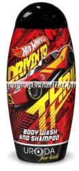 Uroda Hot Wheels - Carbonic tusfürdő 250ml