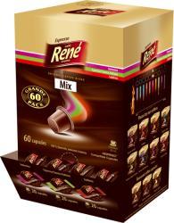 Café René Mix Grande Pack Nespresso 60