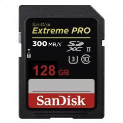 SanDisk SDXC Extreme Pro 128GB C10/UHS-II/U3 SDSDXPK-128G-GN4IN/173375