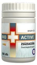 Bio+ Active Zsázsacsíra kapszula (100 db)