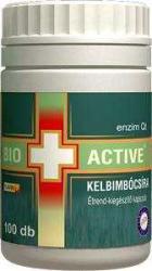 Bio+ Active Kelbimbócsíra kapszula (100 db)