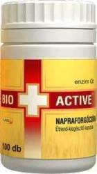 Bio+ Active Napraforgócsíra kapszula (100 db)