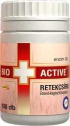 Bio+ Active Retekcsíra kapszula (100 db)