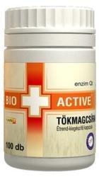 Bio+ Active Tökmagcsíra kapszula (100 db)