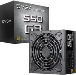 EVGA SuperNOVA 550 G3 550W Gold (220-G3-0550)