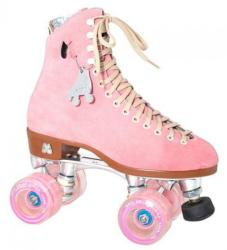 Moxi Roller Skates Lolly Strawberry Pink