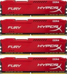 Kingston HyperX Fury 32GB (4x8GB) DDR4 2133MHz HX421C14FR2K4/32