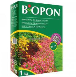 Biopon Kerti Virágokhoz Műtrágya Granulátum 1kg