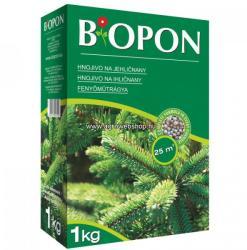 Biopon Tűlevelüekhez Műtrágya Granulátum 1kg