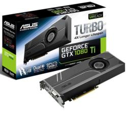 ASUS GeForce GTX 1080 Ti 11GB GDDR5X 352bit PCIe (TURBO-GTX1080TI-11G)
