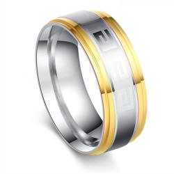 Nemesacél gyűrű / 57 mm (4010022ST88572)