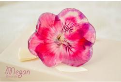 """Megan Flower Life Пръстен """"Цикламена Налба"""