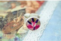 """Megan Flower Life Малък пръстен """"Настроение"""