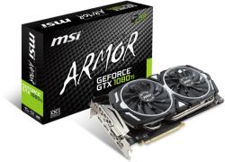 MSI GeForce GTX 1080 Ti 11GB GDDR5X 352bit PCIe (GTX 1080 Ti ARMOR 11G OC)