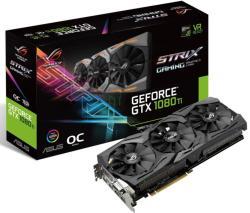 ASUS GeForce GTX 1080 Ti OC 11GB GDDR5X 352bit PCIe (ROG-STRIX-GTX1080TI-O11G-GAMING)