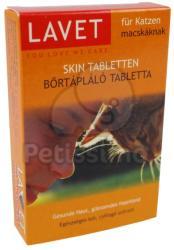 LAVET tablete pentru pielea pisicilor 50 buc