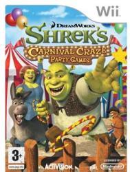 Activision Shrek's Carnival Craze (Wii)