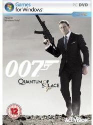 Activision James Bond Quantum of Solace (PC)