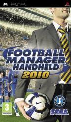 SEGA Football Manager 2010 (PSP)