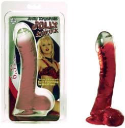 NMC Jolly Buttcock dildó tapadókoronggal 17cm