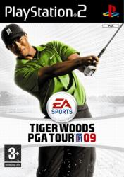 Electronic Arts Tiger Woods PGA Tour 09 (PS2)