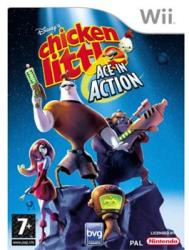 Disney Chicken Little Ace in Action (Wii)