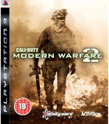 Activision Call of Duty Modern Warfare 2 (PS3)