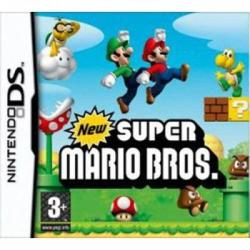 Nintendo New Super Mario Bros. (Nintendo DS)