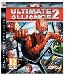 Activision Marvel Ultimate Alliance 2 (PS3)
