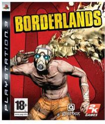 2K Games Borderlands (PS3)
