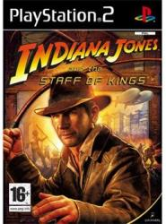 LucasArts Indiana Jones and the Staff of Kings (PS2)