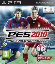 Konami PES 2010 Pro Evolution Soccer (PS3)