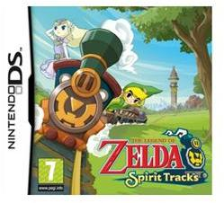Nintendo The Legend of Zelda Spirit Tracks (Nintendo DS)