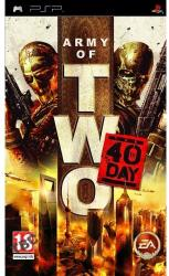 Electronic Arts Army of Two The 40th Day (PSP)
