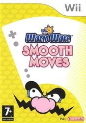 Nintendo WarioWare Smooth Moves (Wii)