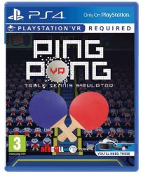 Merge Games Ping Pong VR (PS4)