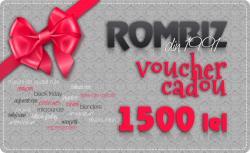 Rombiz Voucher Cadou 1500 lei (CG1500)