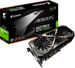GIGABYTE AORUS GeForce GTX 1080 Ti 11GB GDDR5X 352bit PCIe (GV-N108TAORUS-11GD)